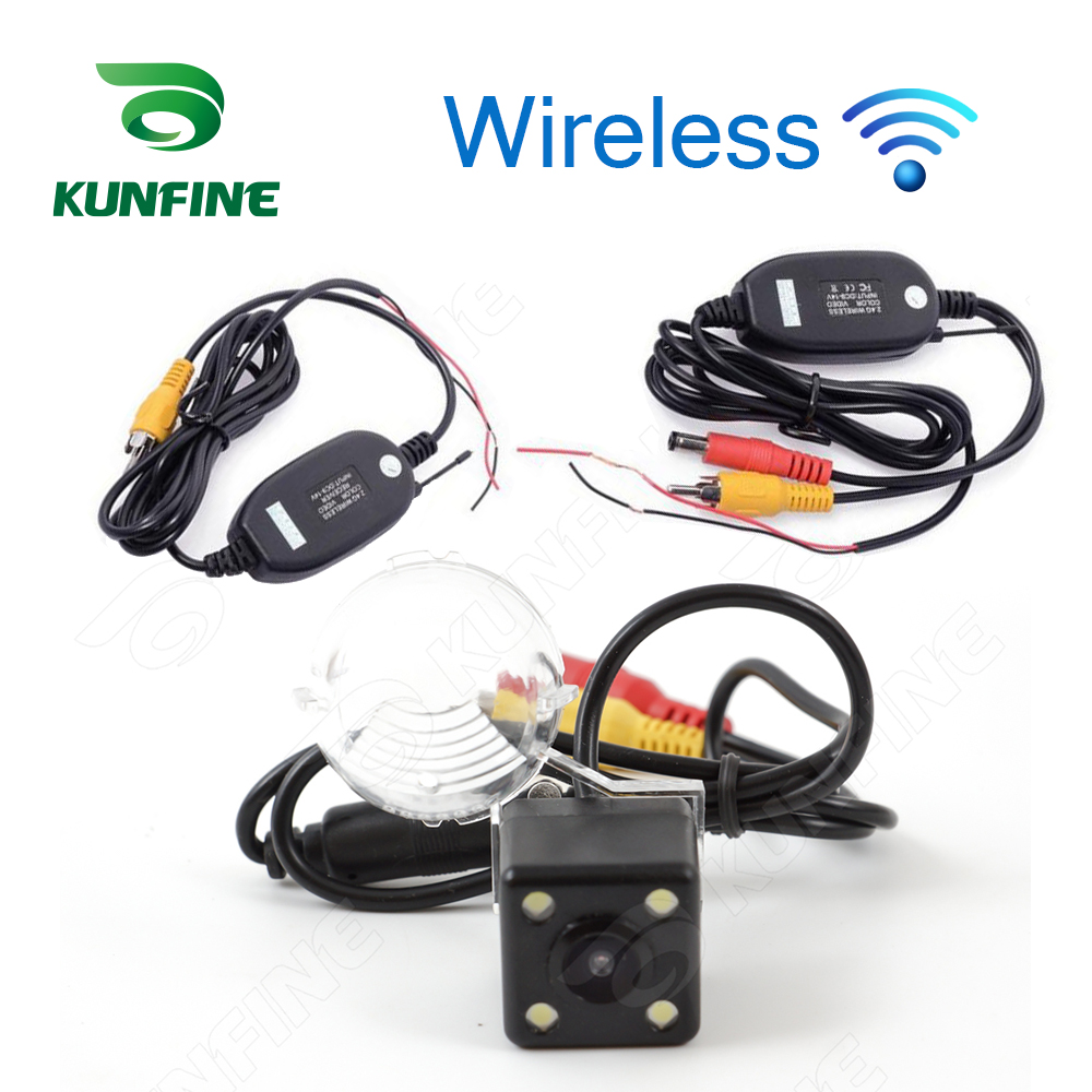 Wireless CCD Track Line Car Rear View Camera For <font><b>Suzuki</b></font> <font><b>SX4</b></font> <font><b>2009</b></font> 2010 2011 2012 2015 Alto <font><b>2009</b></font> 2011 2014 Reverse Backup Camera image
