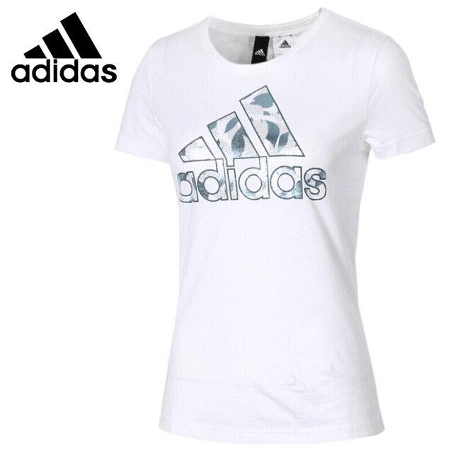 Original New Arrival 2018 Adidas FOIL BOS TEE Women s T-shirts short sleeve  Sportswear fd61dfe0c7a8