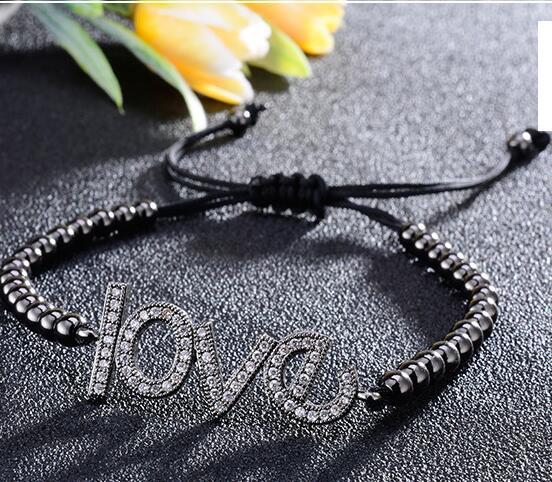 Новый Для мужчин женщина классический Натуральный камень браслет любовь Wonder Woman браслет из бисера Браслеты для Для женщин и Для мужчин ювел...