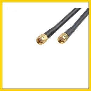 Image 4 - 2 * 22dBi Ngoài Trời 4G LTE Ăng Ten MIMO LTE 2 Cực Bảng Điều Khiển Anten SMA Đầu Nối Nam 5 M dây Cáp Dành Cho Huawei 4G Router