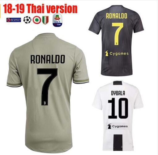 big sale 74ddb e7fdf The Best Quality Juventuses T shirt for Adults Ronaldo ...