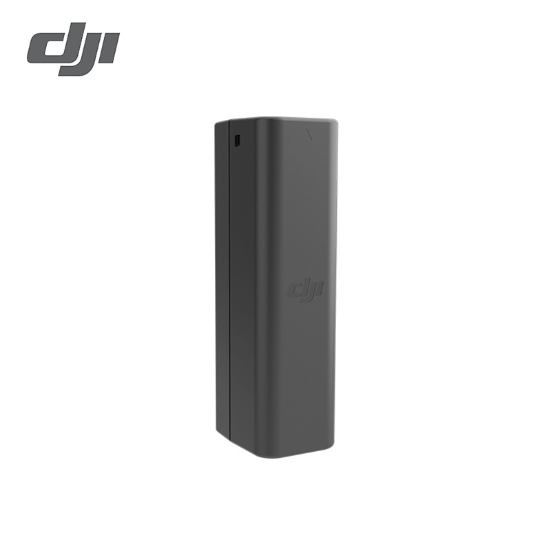 DJI Osmo Intelligent Battery 980mAh Designed specifically for the Osmo Recharge using the Osmo Intelligent Battery