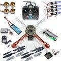 4 axle RC Multi QuadCopter Drone RTF ARF KK V2.3 Circuit board 1000KV Motor 30A ESC Lipo F450 Frame Kit  6ch TX Rx F02192-A