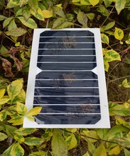 Solarparts 20pcsx 6W Monocrystalline solar panel module cell system DIY kits Marine toys light led science experiment outdoor