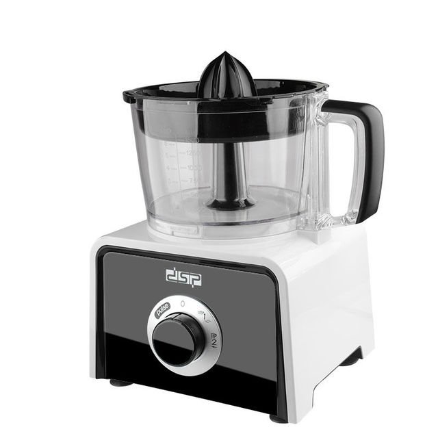 DSP 7-in-1 Grinder Multi-Functional 220-240V 400W 1.5L Juicer Kitchen Tool Balck KJ3002A cooking machine 3