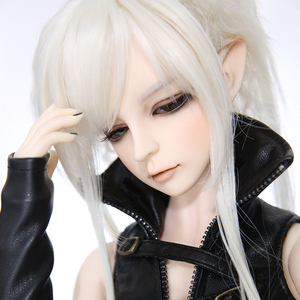Image 2 - OUENEIFS Ducan elf ear or human ear DOD bjd sd doll1/3 body model  baby girls boys eyes High Quality toys shop
