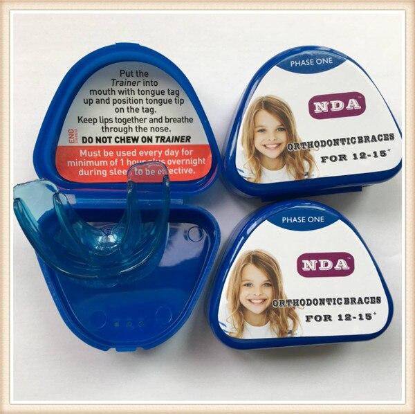 Зубний ортодонтичний інструмент для зубів NDA Вирівнювання брекетів Мундштуки Стоматологічна ортопедія Догляд за зубами