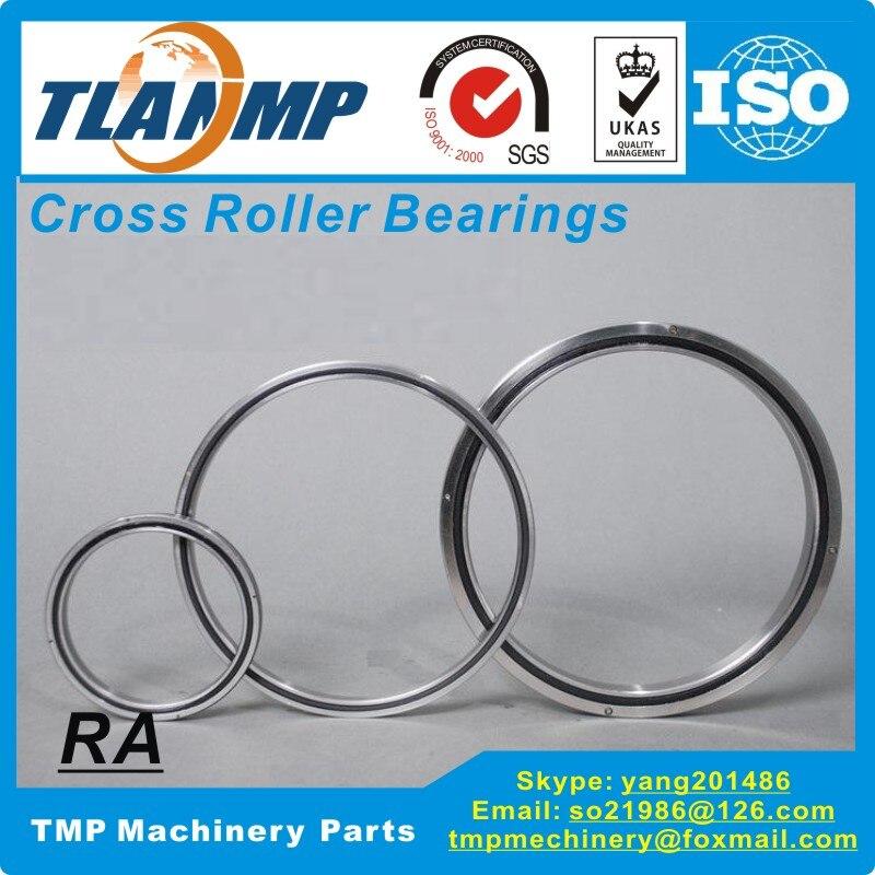 RA8008UUCC0 Crossed Roller Bearings (80x96x8mm)  TLANMP Slim Ring Types Multi-directional Load Robotic Bearings China Bearing