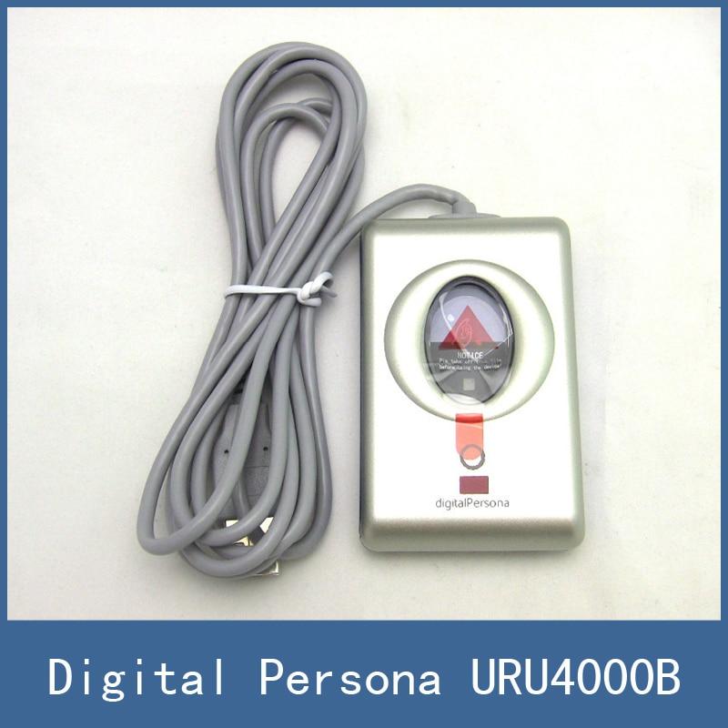 Brand New USB Fingerprint Reader Scanner Sensor For Computer PC Laptop With SDK ZKT Digital Persona