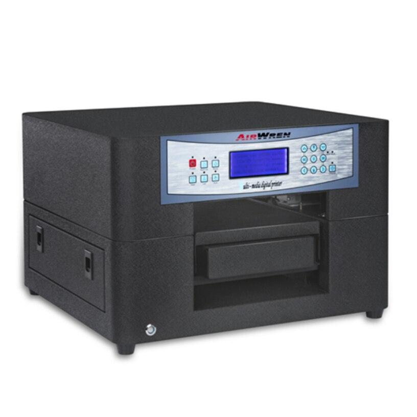 Nouvelle technologie carte mémoire pvc carte jet d'encre à plat imprimante avec tête d'impression R330