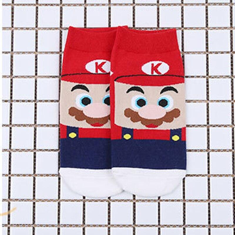 US $7 09 29% OFF|JULY'S SONG Women Funny Socks Cartoon Yoshi Short Socks-in  Socks from Underwear & Sleepwears on Aliexpress com | Alibaba Group