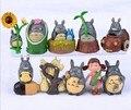 BEST PRICE Toy 10PCS/Set Hayao Miyazaki Totoro Cartoon Anime My Neighbor Totoro Model Toy doll Excellent Gift Action Toys Figure