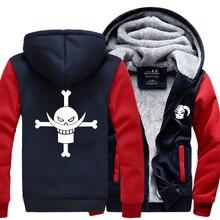 2017 winter hot lustige harajuku sweatshirts männer druck hoodies verdicken fleece marke trainingsanzüge streetwear zippter jacken