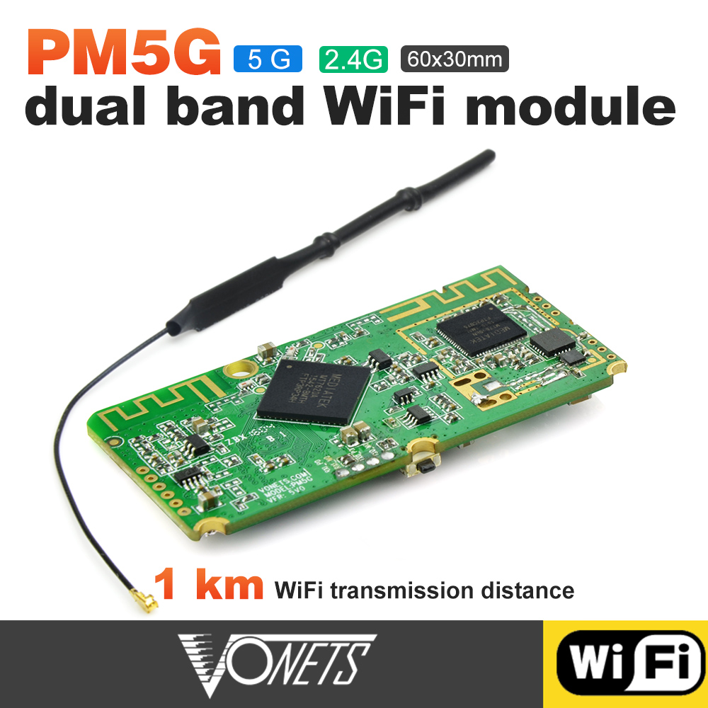 300Mbps+450Mbps 2.4G 5G Long Range Dual Band WiFi Repeater for UAV FPV Airplane DIY RC Toy Robot Tank Car Chassis Remote Control 50km long range fpv sets for fixed wings