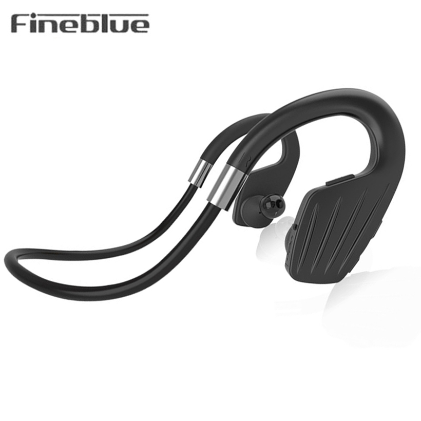 Fineblue M1 Bluetooth Earbuds Earphone Stereo Sport Wireless Headset Hands Free Calls with Microphone for iPhone Huawei XiaoMi wireless bluetooth earphone fineblue f sx2 calls remind vibration headset with car charger for iphone samsung handfree call