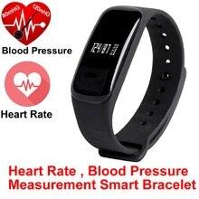 D.W.L M8 Интеллектуальный Bluetooth водонепроницаемый сердечного ритма артериального давления Браслет Фитнес-Трекер Браслет Смарт спортивные группы