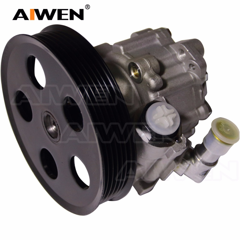 HYDRAULIC PUMP POWER STEERING PUMP MOTOR WITH PULLEY 8E0145153H A4 A4L 8E2  8E5 B6 8H7 8HE B7 CONVERTIBLE 1.8 2.0 Quattro Saloon -in Power Steering  Pumps ...