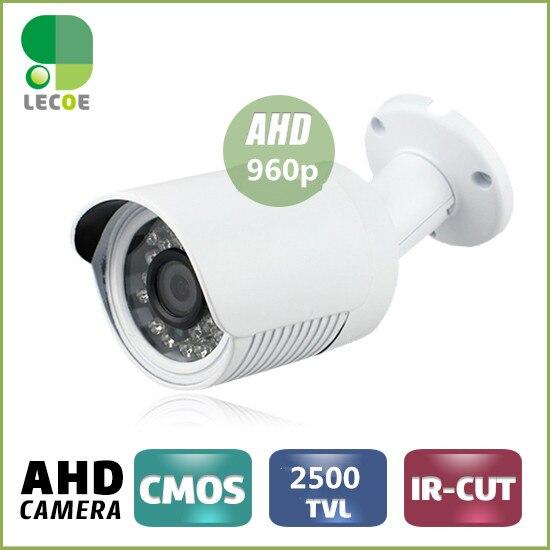 ФОТО New Arrivals 1.3MP AHD CCTV Camera 2500TVL 1280*960P Waterproof  Bullet 24leds infrared Security Surveillance Camera