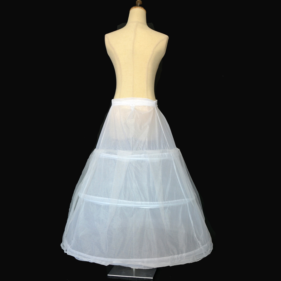 In Stock 3 Hoops Petticoats for wedding dress Wedding Accessories ...