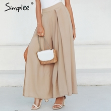 Summer pants Casual palazzo pants SR01
