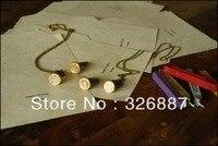 2 satz/los geschenk box von Speziellen stempel ketten dekoration vintage serie siegellack stempel kostenloser versand vintage DIY machen lustige