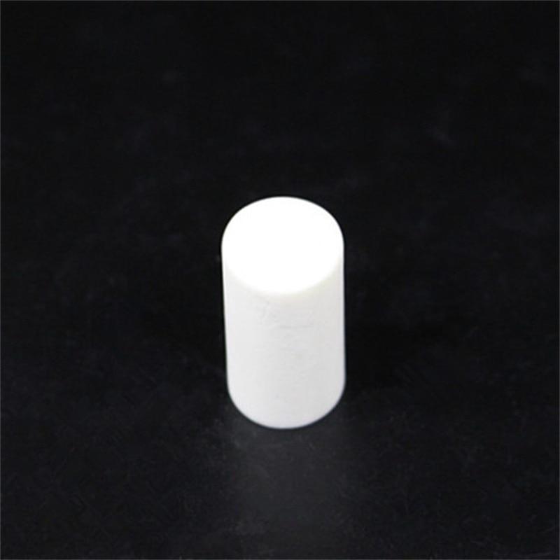 99.3% Alumina Crucible With Lids / 8ml / Cylindrical Corundum Crucible / Ceramic Crucible