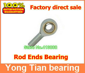 12mm SAL12T/K SALKB12F GAKFLB12PW male metric left hand threaded M12X1.75 rod end joint bearing