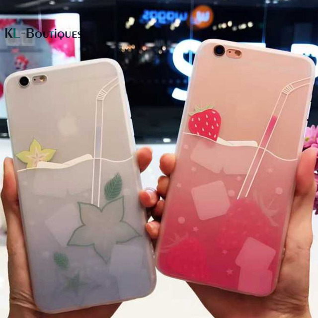 coque iphone 7 plus glace