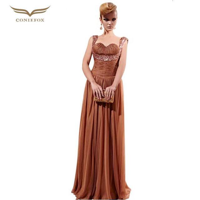 Coniefox 81260 Люкс Милая Высокое Качество Дизайнер Вечернее Платье Знаменитости