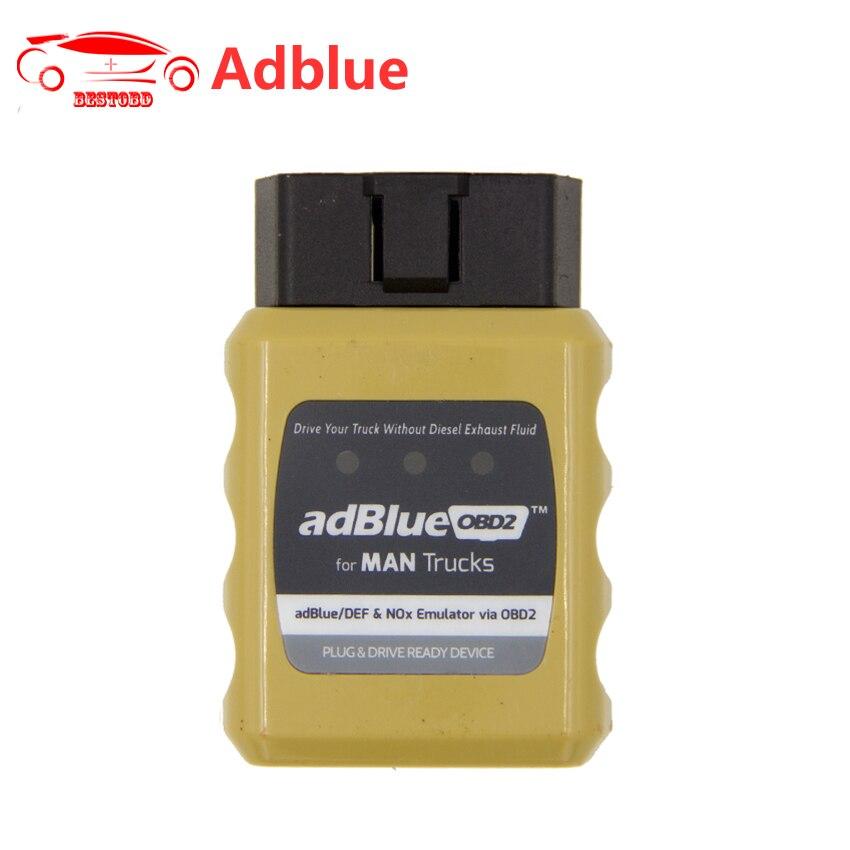Prix pour Nouvelle Arrivée AdblueOBD2 pour HOMME Camions AdBlue Émulateur Adblue OBD2 pour HOMME Adblue/DEF