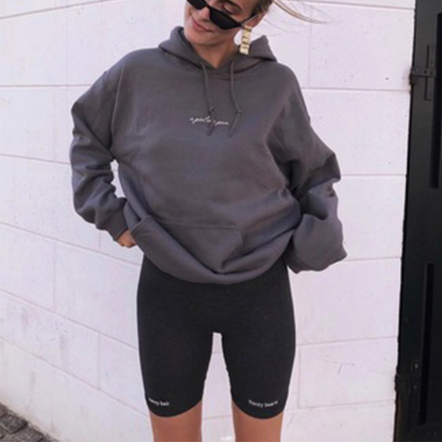 Fashion shorts women sexy biker shorts fitness korean casual sexy short cotton black Athleisure Cycling Shorts 2