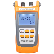 COMPTYCO AUA328 Handheld OTDR 60km Optical Fiber Ranger Fiber optic cable obstacle detector 1550nm Fiber breakpoint tester