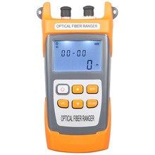 Détecteur dobstacle de câble de Fiber optique de Ranger de Fiber optique dotdr 60 km tenu dans la main de COMPTYCO AUA328 testeur de point darrêt de Fiber de 1550nm