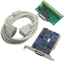 Tarjeta de Control NCStudio CNC Máquina de Grabado de 3 Ejes de Control De Movimiento para CNC Router