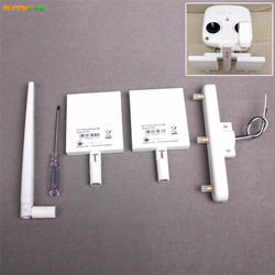 DJI Phantom 3S/SE Standard Remote Controller Refitting Antenna Extended Range Refitting Long Range Antenna Booster Combo