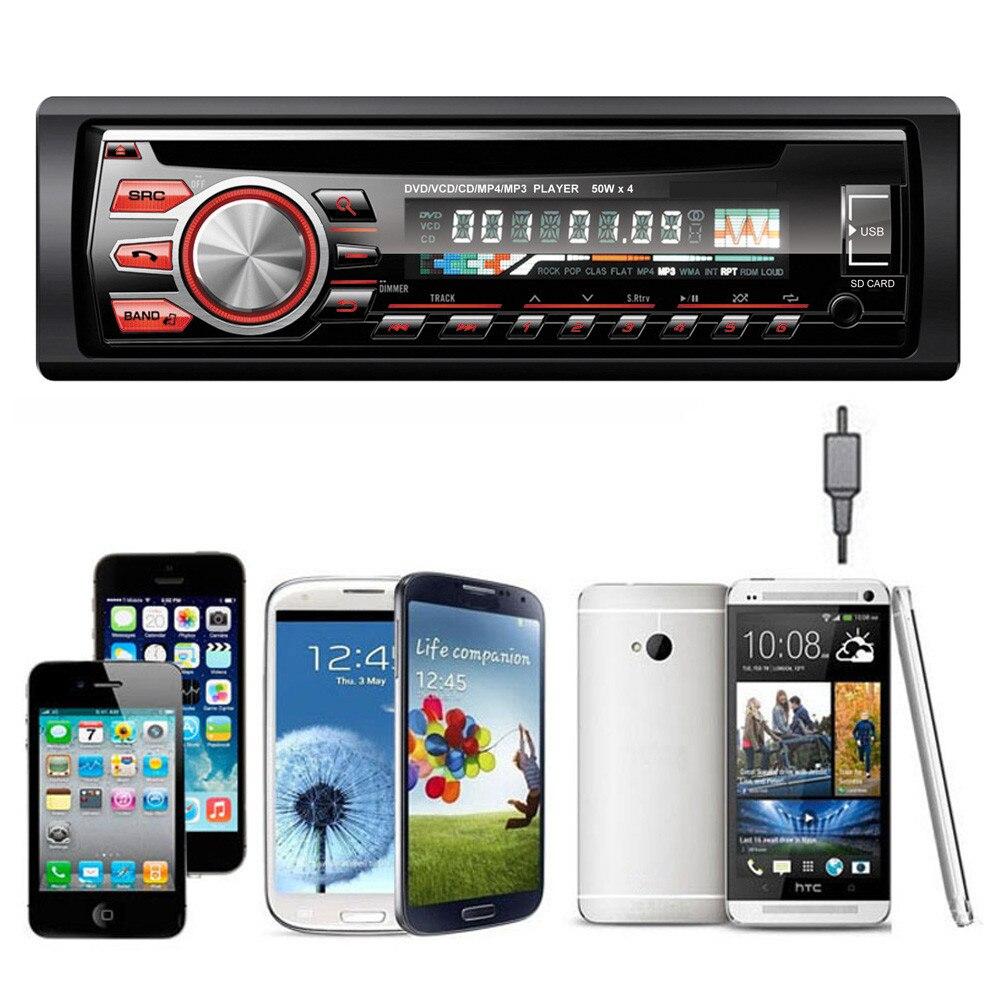Top Quality Car MP3 Bluetooth Car Audio Stereo In Dash FM