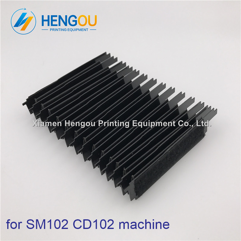 5 PCS FREE SHIPPING Hengoucn SM102 CD102 Printing Machine Stretch Bellow F2 072 140