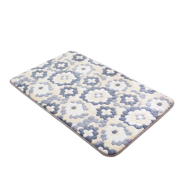 Cheap Thickened Batmat For Toilet Soft Bathroom Carpet For Decor Home Large Anti-slip Tapete Banheiro Nonslip Door Mats WC Rugs