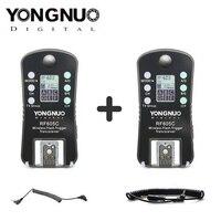 YONGNUO RF-605 RF605C RF 605C RF605 C kablosuz flaş tetik Canon Nikon için yükseltme sürümü RF-603II