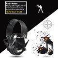 Venda quente Anti-ruído Esporte Impacto Caça Earmuff Eletrônico Tático Tiro Ouvido Protetores de Proteção Auditiva Peltor Earmuffs