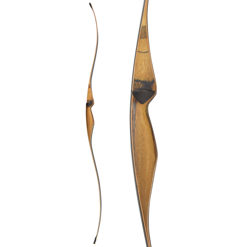 Image 5 - 1pc 54inch 10 35lbs Archery Longbow Traditional Recurve Bow Right Hand Outdoor Hunting Shooting Bow And Arrow Accessories-in Bow & Arrow from Sports & Entertainment