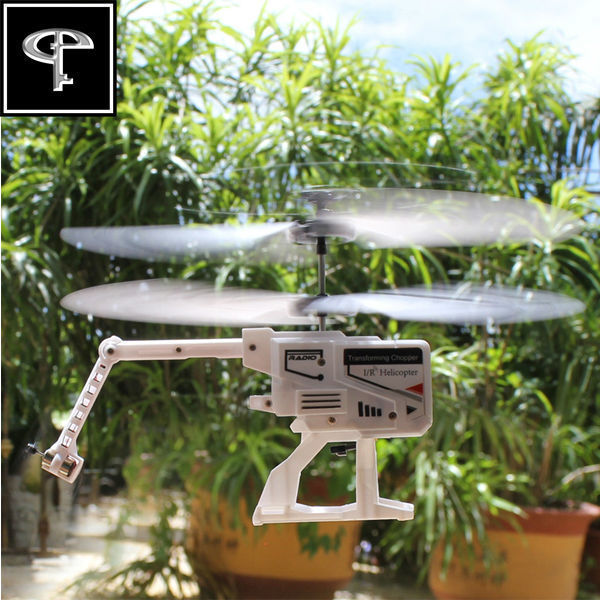 Free Shipppg 2015 Newest RC Helicopter J288 3.5-Channel Remote Control Quadcopter Foldable Transforming Chopper RC drone toys
