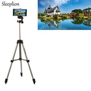 Image 1 - Sleeplion الألومنيوم حامل كاميرا الحامل ثلاثي الأرجل بلوتوث التحكم عن بعد لهواوي P20 P30 برو لايت ماتي 20 10 P10 P9 الهاتف