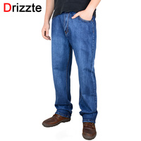 2015 Autumn Winter Mens Trouser High Stretch Jeans For Men Big And Tall Large Plus Size