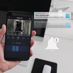 Image 4 - Foscam FI9821P P2P HD 720P פאן הטיה Wired IP אלחוטי מצלמה עם ראיית לילה ו sd כרטיס הקלטה