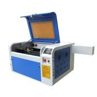 Songli Охлаждающая вода машина для co2 лазерная резка машина 50 Вт 4060 лазерная гравировальная машина