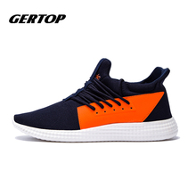 Super Light Men High Quality Running Shoes Mens Trainers Breathable Sneakers Lace Up Sport sneakers GE062222