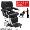 Shellhard All Purpose Hydraulic Recline Barber Chair Salon Beauty Spa Shampoo Equipment Home Furniture