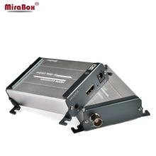 MiraBox Coax HDMI IR Extender Unterstützung 1080 p Full HD 200 Mt-300 Mt 400ft Über Koaxialkabel/Coax BNC Port IR HDMI Über Koax/Coaxial