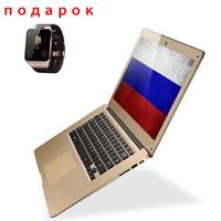 Gift Smart Watch+ ZEUSLAP 14inch 8GB Ram+128GB SSD+500GB HDD Intel Quad Core Windows 10 Ultrathin   Laptop   Notebook Computer